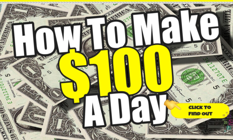 How to Make $100 a Day Creatively – Inspiration Within!